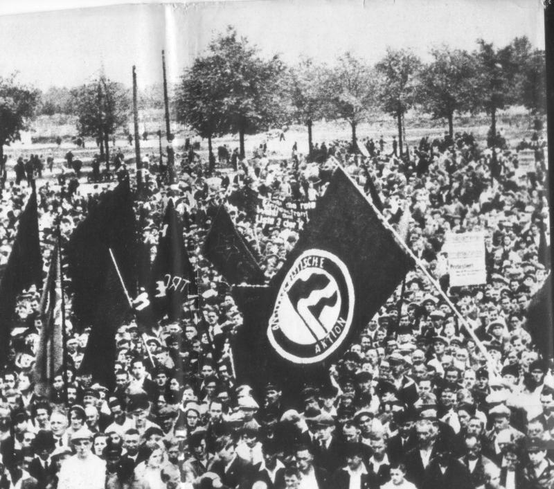 Veille Antifa Liège